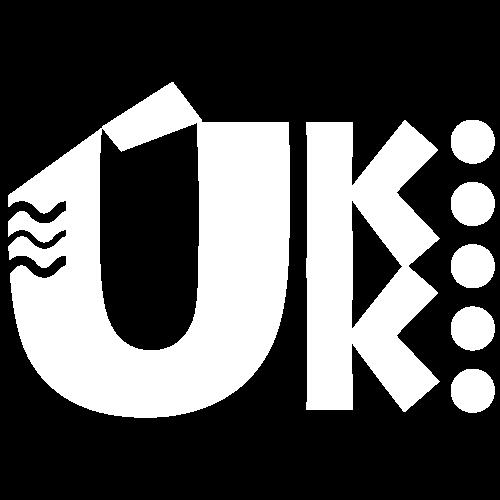 Újpesti Kulturális Központ Logo